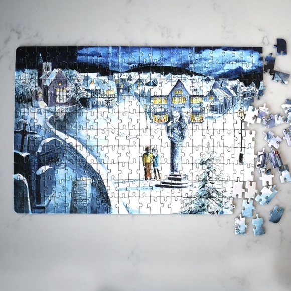LitJoy Crate Other - LitJoy Crate Godric's Hollow Puzzle